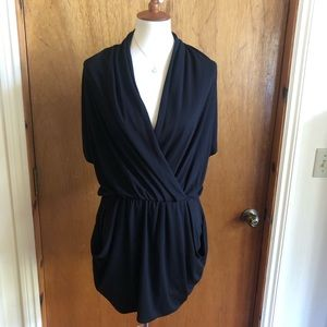 Rachel Roy little black dress
